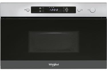 Встроенная микроволновая печь Whirlpool AMW 4900/IX Inox/Black