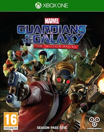 Marvel's Guardians Of The Galaxy: The Telltale Series Xbox One