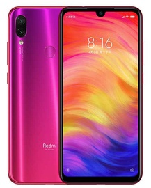 Mobilusis telefonas Xiaomi Redmi Note 7 4/64GB Red