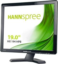 "Monitorius Hannspree HX 194 HPB, 19"", 5 ms"