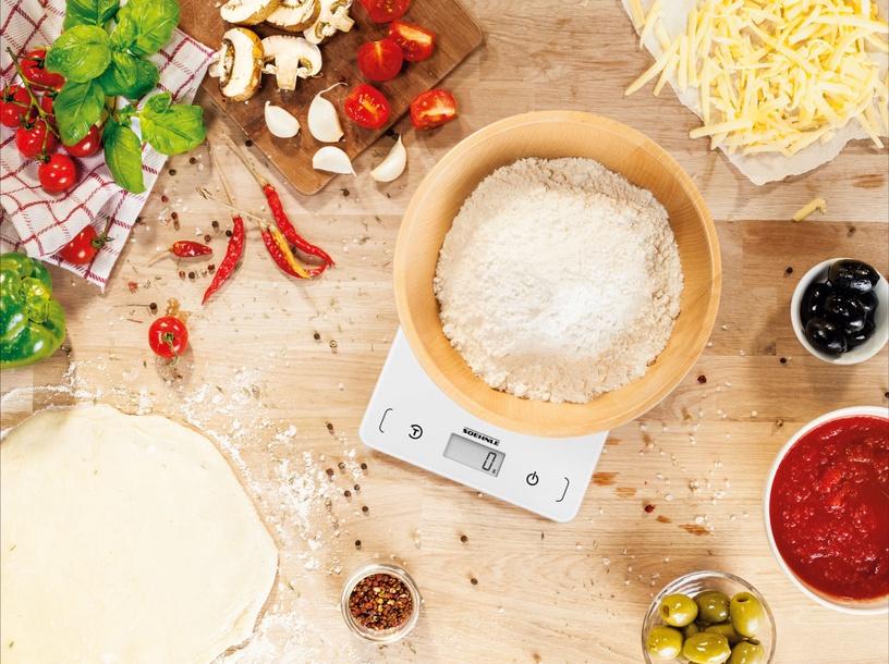 Elektrooniline köögikaal Soehnle Page Compact 200, valge