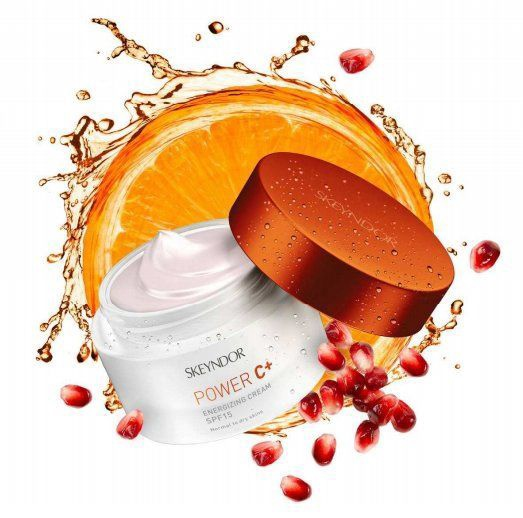 Skeyndor Power C+ Energizing Cream SPF15 50ml Normal To Dry Skins