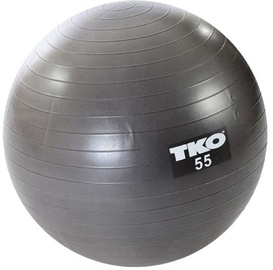 TKO Fitness Ball 55cm Gray