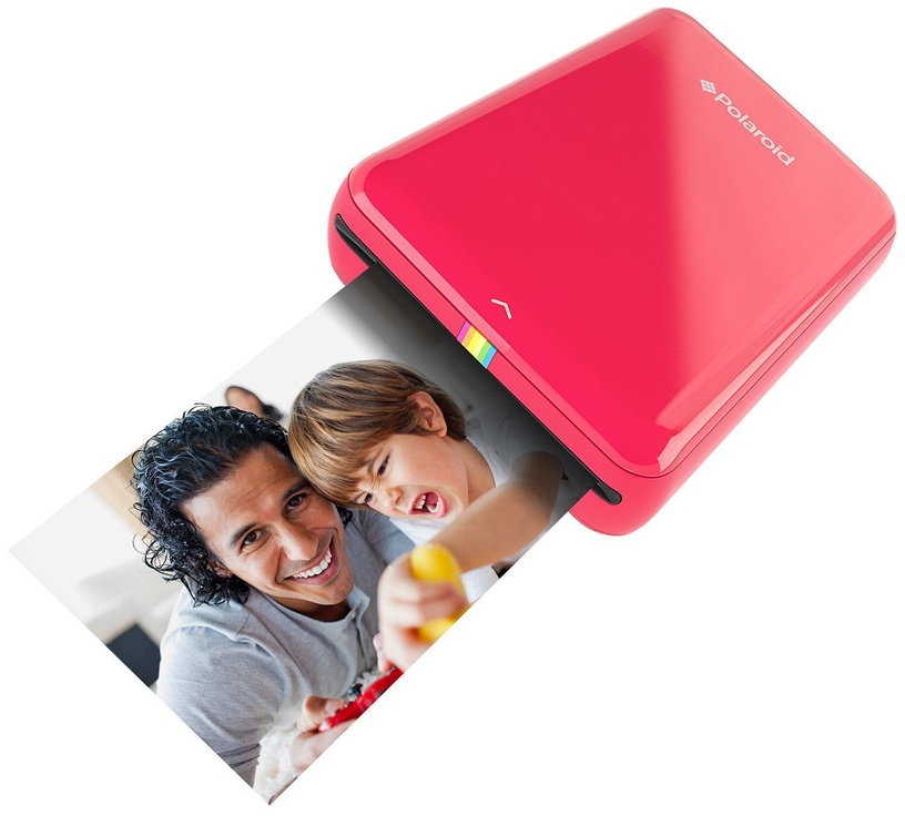 Polaroid ZIP Mobile Printer Red