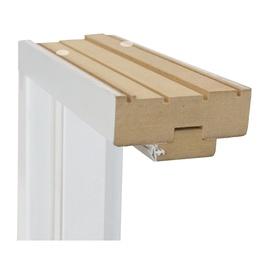 Durų stakta Claseen, balta, 2150 x 100 x 90 mm