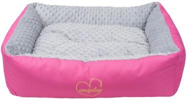 Лежанка Amiplay Babydoll Sofa S 58x46x17cm Light Gray