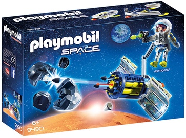 Playmobil Space Satellite Meteoroid Laser 9490