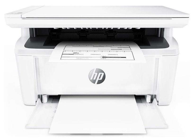 Многофункциональный принтер HP LaserJet Pro M28a, лазерный