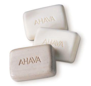 AHAVA Deadsea Salt Moisturizing Salt Soap 100g