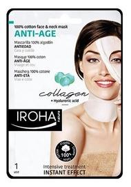 Iroha Nature Anti-Age Cotton Face & Neck Mask 30ml