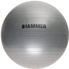Hammer Anti-Burst Gymnastic Ball 65cm Gray