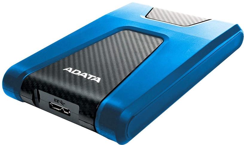"""Adata 2.5"""" DashDrive Durable HD650 1TB Blue"""