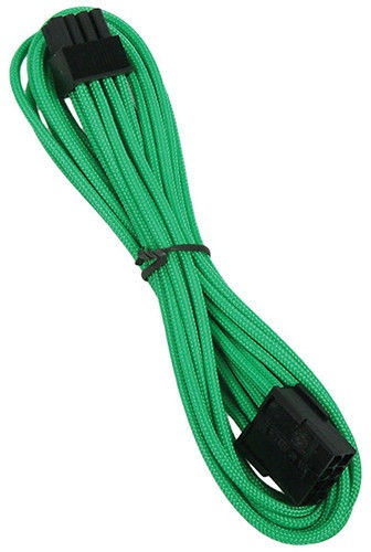BitFenix 8pin PCIe Extension Cable 45cm Green/Black