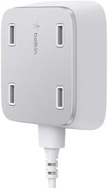 Belkin Family Rockstar 4port USB Charger White