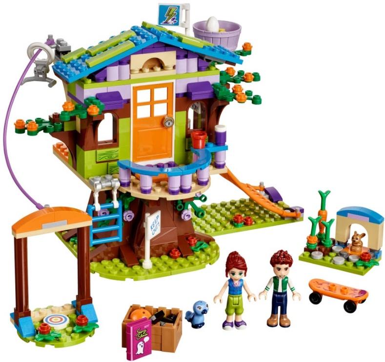 Konstruktorius LEGO® Friends 41335 Mijos namelis medyje