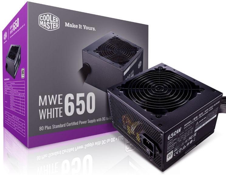 Cooler Master MWE White 650 V2