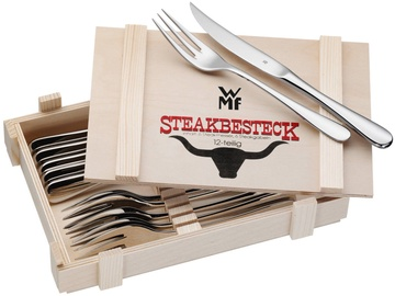 WMF Steakbesteck Steak Knives And Forks 12pcs