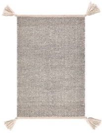 Ковер FanniK Tanner Brown, коричневый, 140 см x 200 см