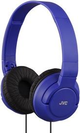 Ausinės JVC HA-S180 Blue