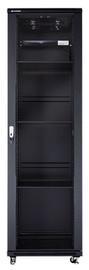 "LinkBasic Floor-Standing Rack Cabinet 19"" 42U NCB42-68-BAA-C-NA"