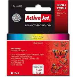 Action ActiveJet AC-41R Color