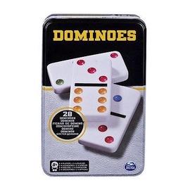 GALDA SPĒLE DOMINO 28 GB 6033156 (CARDINAL GAMES)