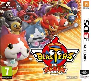 Yo-kai Watch Blasters: Red Cat Corps 3DS