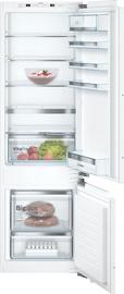 Integreeritav külmik Bosch Series 6 KIS87AFE0 White