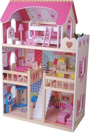 Bino Dollhouse With Furintures
