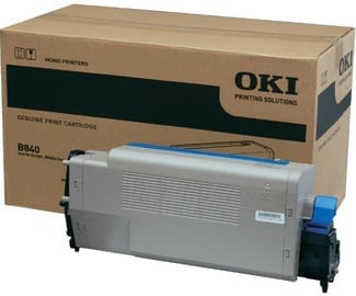 Oki B840 Toner Cartridge Black