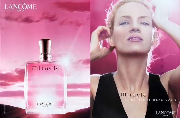 Набор для женщин Lancome Miracle, 80 мл
