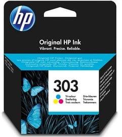 Кассета для принтера HP 303 Tri-Color Original Ink Cartridge Yellow/Magenta/Cyan