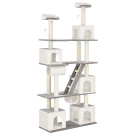 Kraapimispost kassile VLX Cat Tree, 300x700x2250 mm