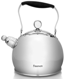 Fissman Elis Whistling Kettle 3l Stainless Steel