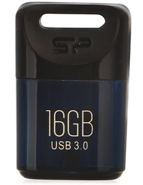 USB atmintinė Silicon Power Jewel J06 Deep Blue, USB 3.0, 16 GB