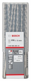 Bosch Hammer Drill Bit SDS+7 Set 5mm 30pcs