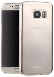 X-Level Anti-Slip Back Case For Samsung Galaxy J7 J730F Transparent