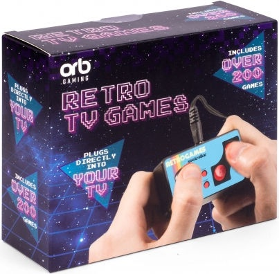 Thumbs Up Retro TV Games