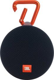 Belaidė kolonėlė JBL Clip 2 Bluetooth Speaker Black