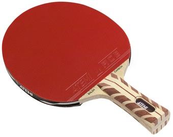 Ракетка для настольного тенниса Atemi Ping Pong Racket 5000 Balsa Carbon Anatomical