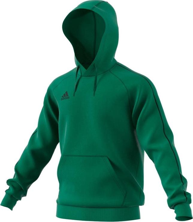 Джемпер Adidas Mens Core 18 Hoodie FS1894 Green 2XL