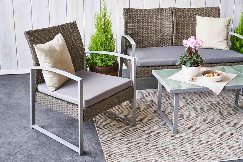 Sodo baldų komplektas Domoletti Lazy Lounge SF1609