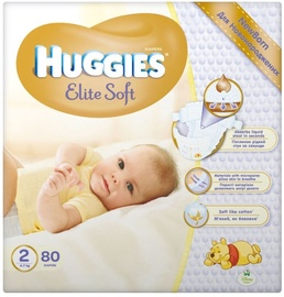 Huggies Elite Soft MP 2 80