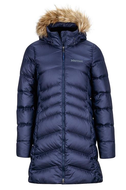 Marmot Wm's Montreal Coat Midnight Navy L