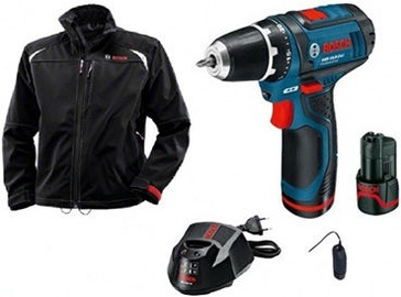Bosch Tool Set + Jacket 0615990G1Z