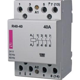 ETI Contactor R 40-40 40A 4NA 230V