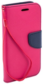 Telone Fancy Diary Bookstand Case Microsoft 535 Lumia Pink/Blue