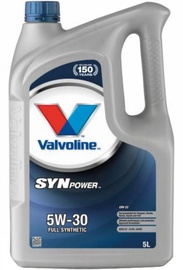 Valvoline SynPower ENV C2 5w30 Engine Oil 5L