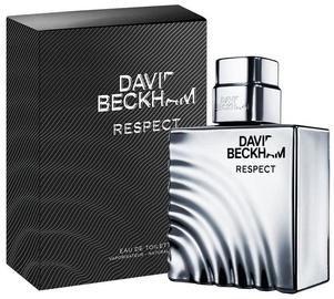 Tualetes ūdens David Beckham Respect 40ml EDT