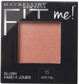 Румяна Maybelline Fit Me! 15 Nude, 4.5 г